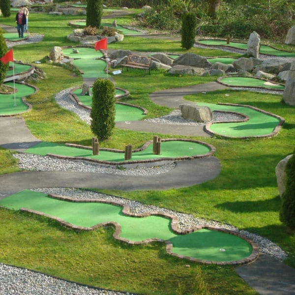 Seymour Creek Golf mini-Putt